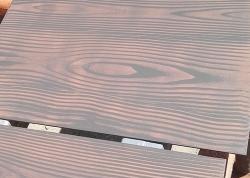 氟碳木纹喷涂
